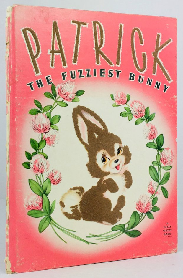 "Abbildung von ""Patrick. The fuzziest Bunny. Illustrated by Zillah Lesko."""