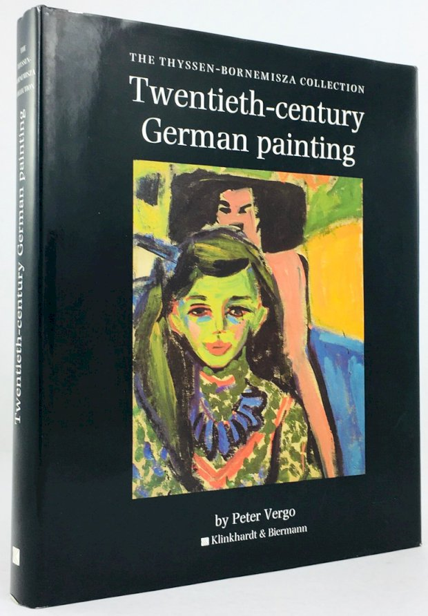 "Abbildung von ""Twentieth-century German painting. The Thyssen-Bornemisza Collection."""