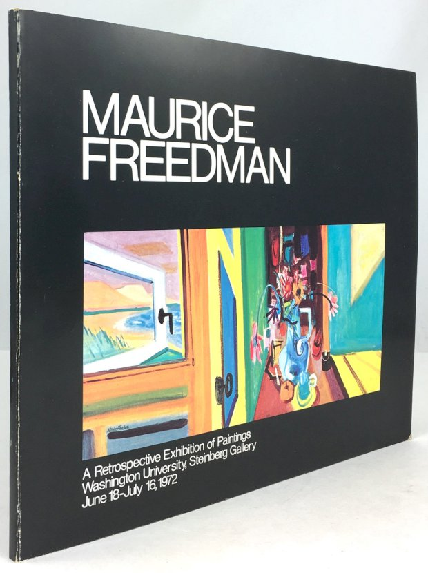 "Abbildung von ""Maurice Freedman. A Retrospective Exhibition of Paintings."""
