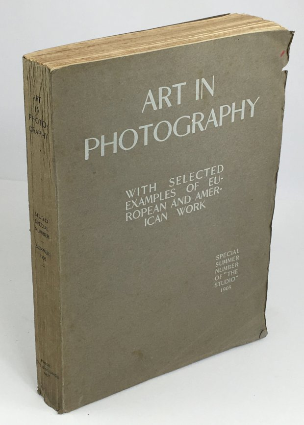 "Abbildung von ""Art in Photography. With selected Examples of European and American work..."""