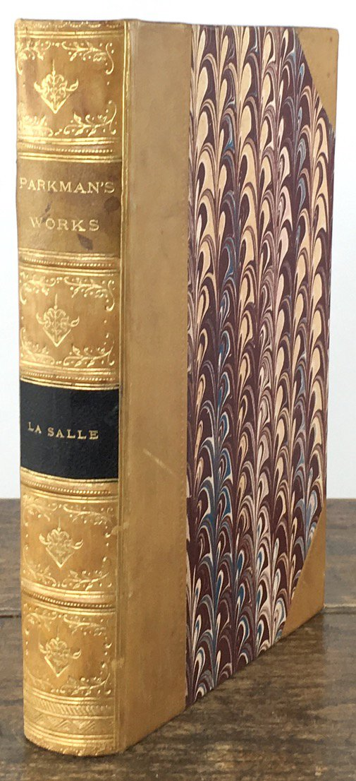 "Abbildung von ""La Salle and the Discovery of the Great West. Twelfth Edition. Revised, with Additions."""