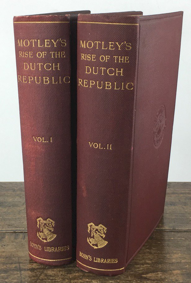 "Abbildung von ""The Rise of the Dutch Republic. A History. A new edition in three Volumes..."""