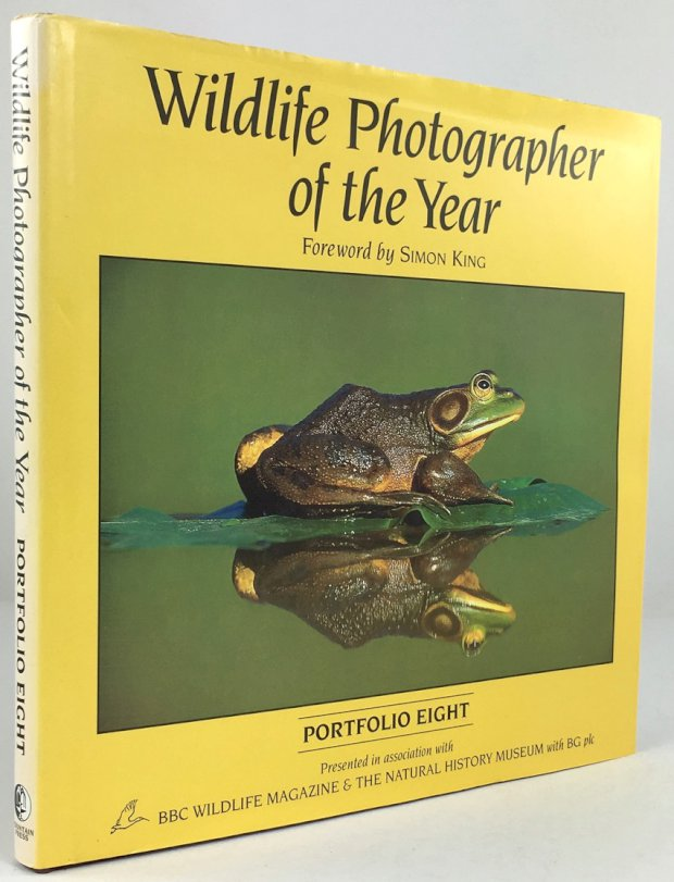 "Abbildung von ""Wildlife Photographer of the Year. Portfolio Eight. Layout: Grant Bradford..."""