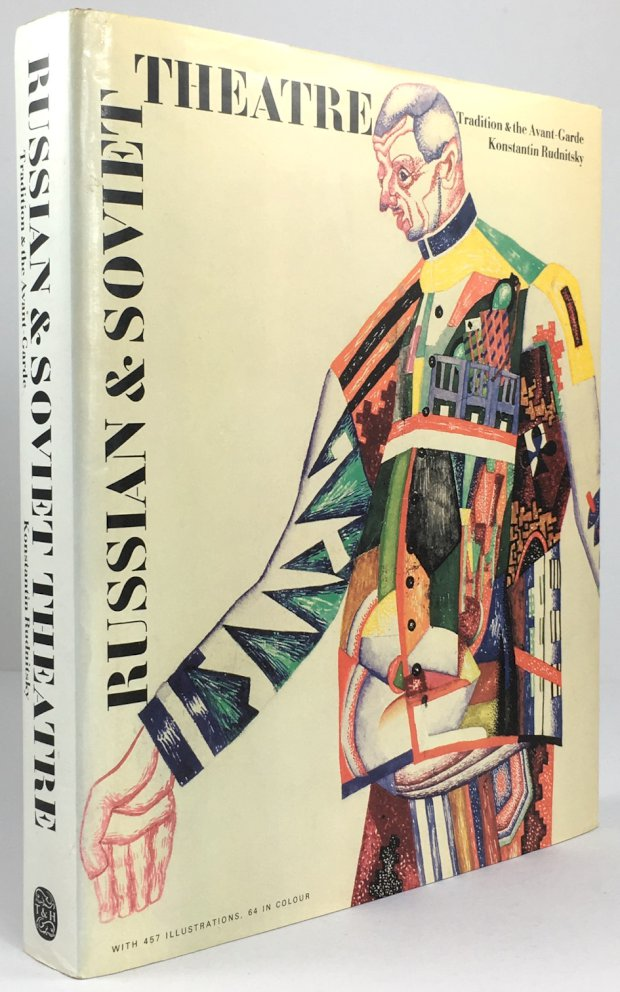 "Abbildung von ""Russian & Soviet Theatre. Tradition & The Avant-Garde. With 457 illustrations,..."""