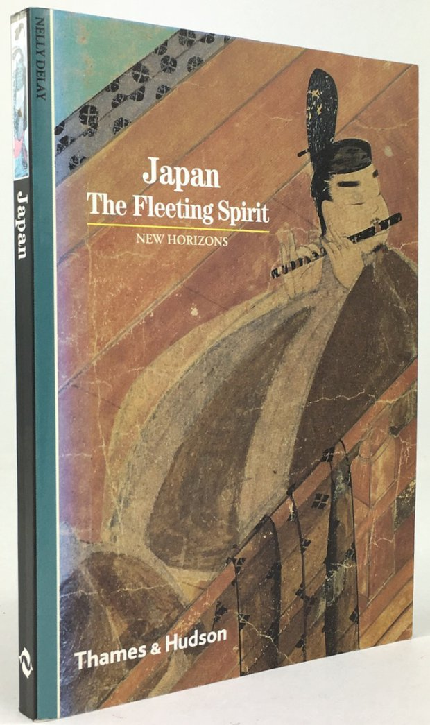 "Abbildung von ""Japan. The fleeting Spirit. Translated from the French by Lorna Dale."""