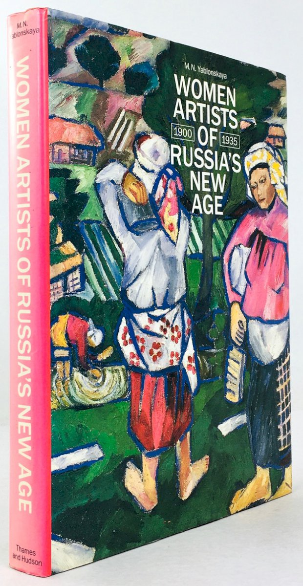 "Abbildung von ""Women Artists of Russia's New Age 1900 - 1935. With 284 illustrations,..."""
