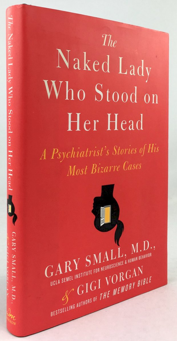 "Abbildung von ""The Naked Lady Who Stood on Her Head. A Psychiatrist's Stories of His Most Bizarre Cases."""