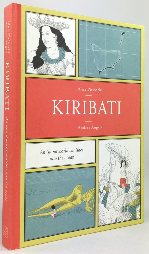"Abbildung von ""Kiribati. An island world vanishes into the ocean. (English Edition.)"""