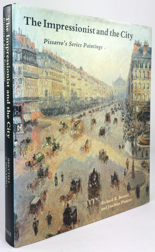 "Abbildung von ""The Impressionist and the City. Pissarro's Series Paintings. Edited by Mary Anne Stevens."""