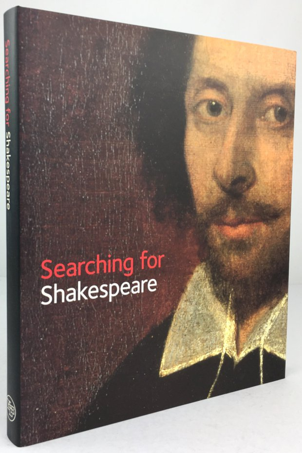 "Abbildung von ""Searching for Shakespeare. With essays by Marcia Pointon, James Shapiro and Stanley Wells."""