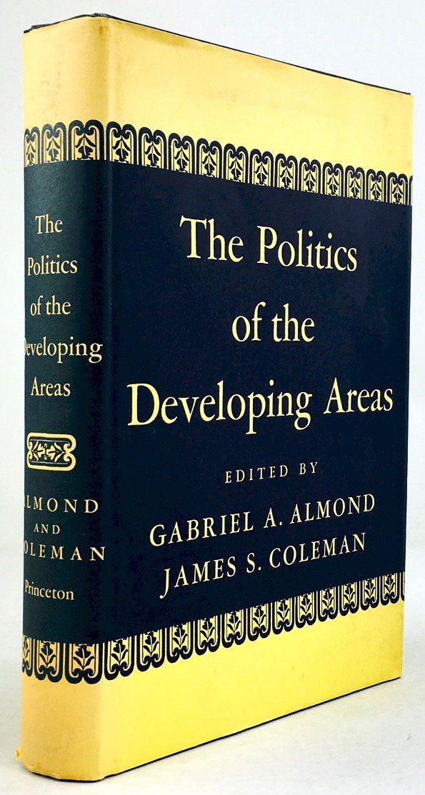 "Abbildung von ""The Politics of the Developing Areas. Coauthors: James S. Coleman,..."""