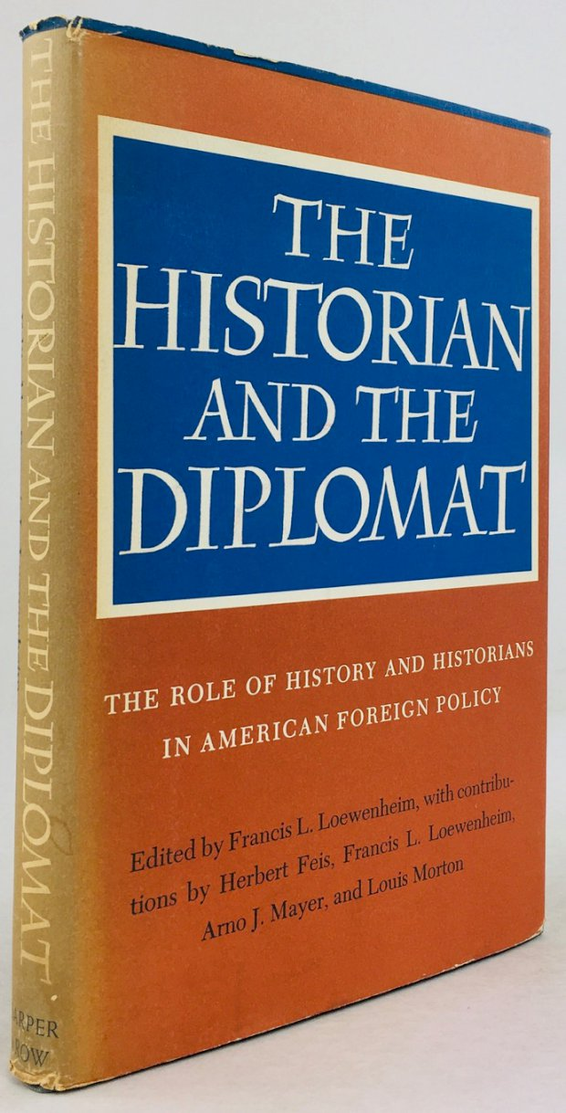 "Abbildung von ""The Historian and the Diplomat. The Role of History and Historians in American Foreign Policy..."""