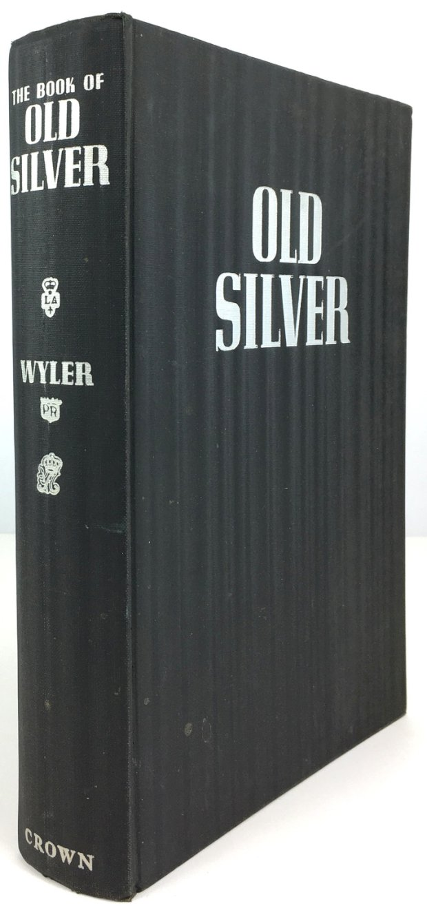 "Abbildung von ""The Book of Old Silver. English - American - Foreign..."""