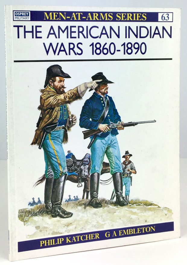 "Abbildung von ""The American Indian Wars 1860 - 1890."""