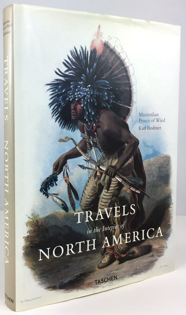 "Abbildung von ""Travels in the Interior of North America during the years 1832 - 1834. Illustrations by Karl Bodmer."""