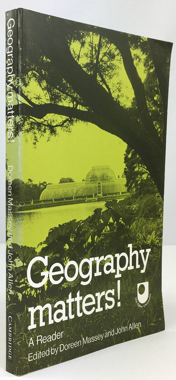 "Abbildung von ""Geography matters ! A reader. With James Anderson, Susan Cunningham,..."""