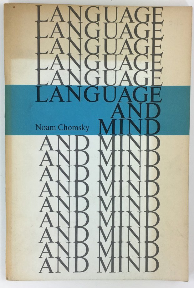 "Abbildung von ""Language and Mind."""