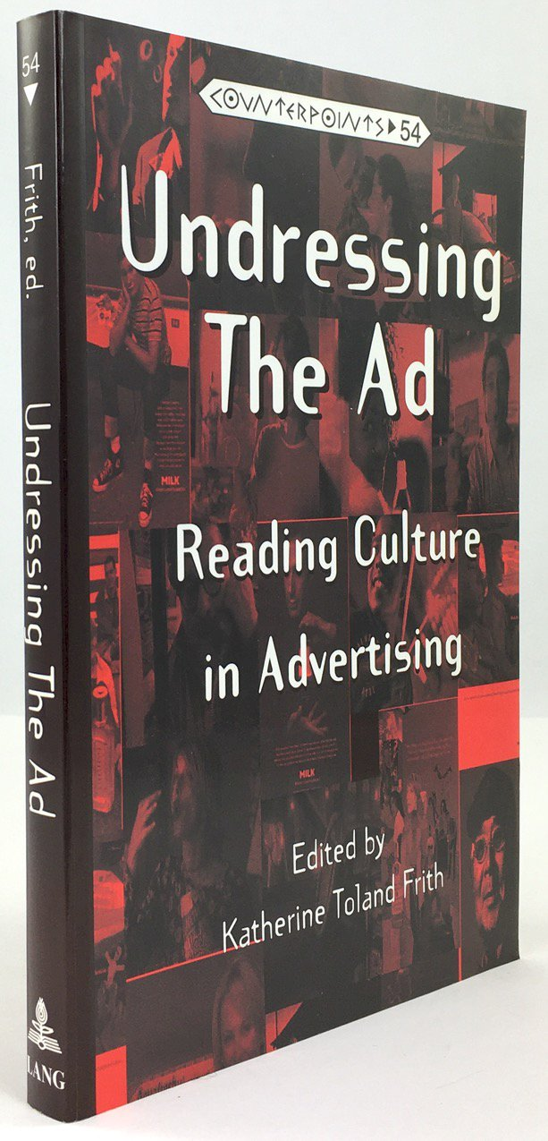 "Abbildung von ""Undressing the Ad. Reading Culture in Advertising."""