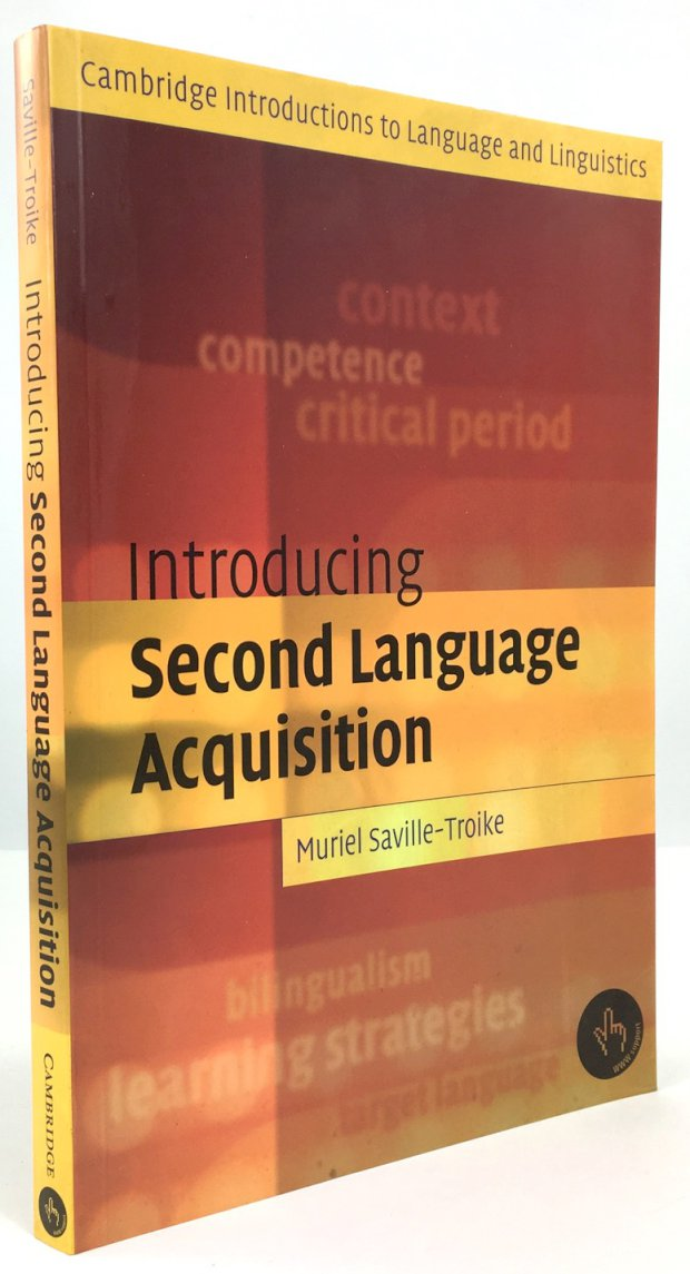 "Abbildung von ""Introducing Second Language Acquisition."""