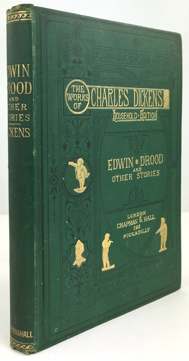 "Abbildung von ""The Mystery of Edwin Drood. Reprinted Pieces and Other Stories..."""