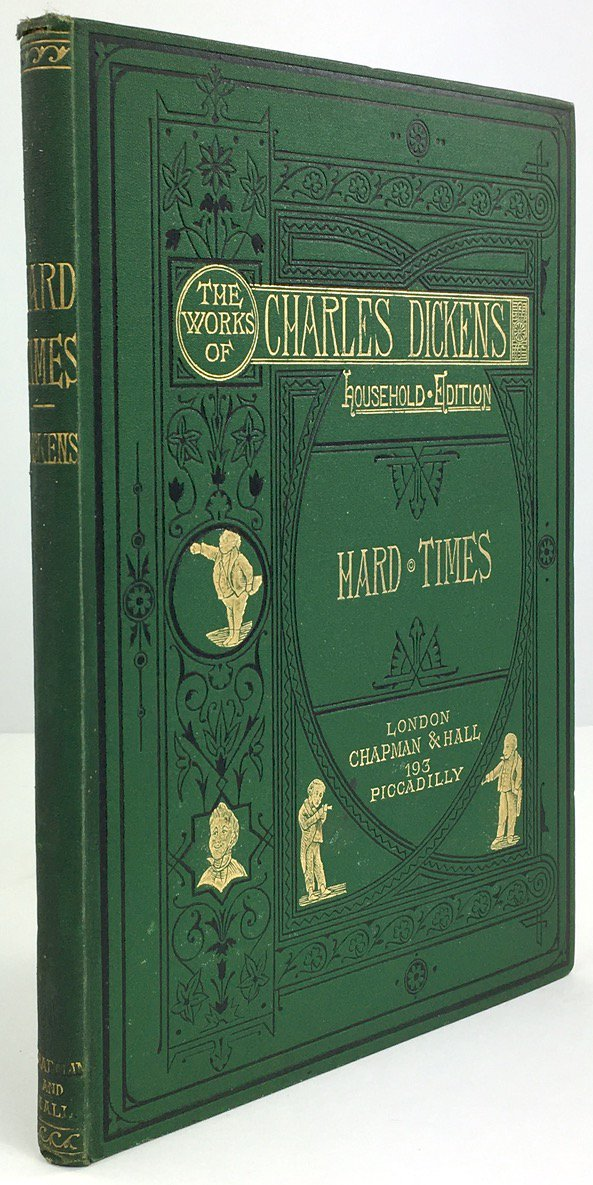 "Abbildung von ""Hard Times. With Twenty Illustrations by H. French."""
